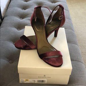 Bandolino Strappy Dress Shoes Size 7.5